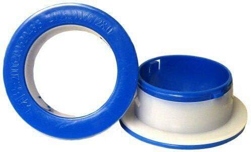 1 Pair Blue Color Plastic Hand Saver Dispenser for Stretch Wrap Film AB027