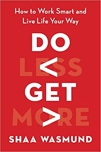 Image result for do less get more