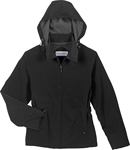 Port Authority - Ladies Legacy Jacket. - Black/Steel Grey - XXL