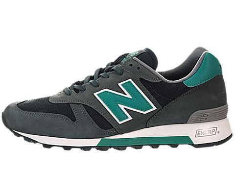 New Balance Mens Connoisseur Authors 1300 Dark Grey with Teal M1300MD 10.5