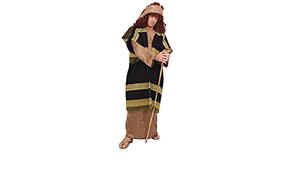 Stamco Disfraz Pastor Hebreo Adulto: Amazon.es: Juguetes y juegos