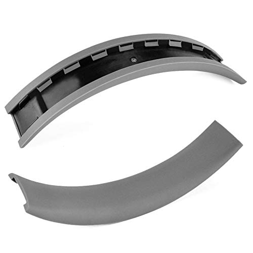 SINDERY Solo HD Replacement Headband Rubber Pad Repair Parts Compatible with Beats by Dr. Dre Solo HD Solo 1.0 On-Ear Headphones.(Grey)