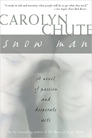 Book Snow Man by Chute Carolyn (2001-02-16)