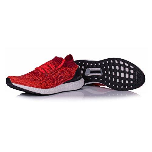 adidas Ultra Boost Uncaged Laufschuhe Red