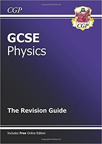 Book GCSE Physics Revision Guide (with online edition) by CGP Books (2011-07-18)
