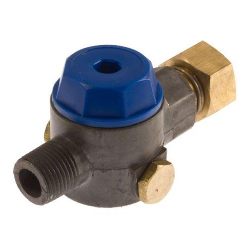 Annovi Reververi AR LINE Strainer North America AR3000-A2G Filter, Blue Cap Inline w/GH Fitting (Troy Bilt Pressure Washer 3000 Psi 2-8 Gpm)