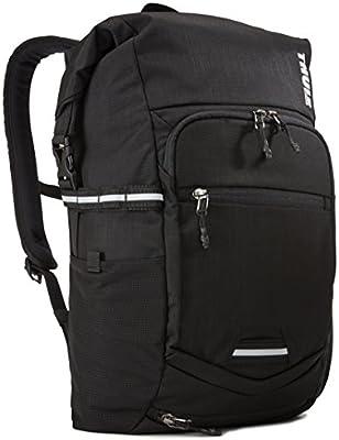 Thule Mochila Pack n Pedal para viajeros, Color Negro: Amazon.es ...