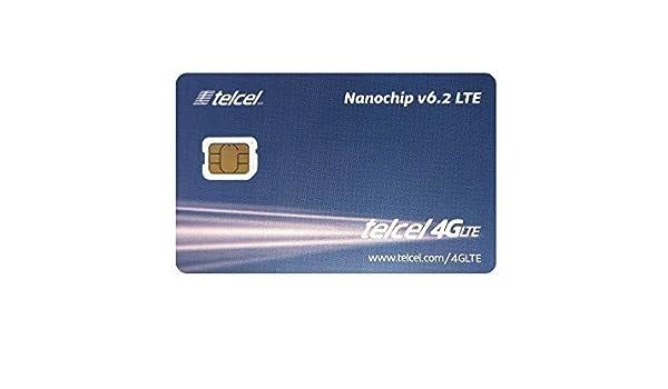 Amazon.com: Telcel SIM Card Mexico, Basic SIM, Nano, Micro ...