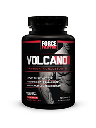 Force Factor - VolcaNO - 60ct
