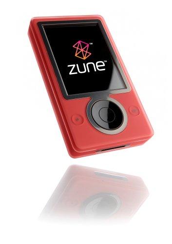 Amazon.com: Zune 30 GB Digital Media Player (Red): Home Audio ...