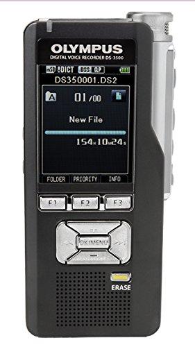 Olympus DS-3500 Digital Recorder Pro