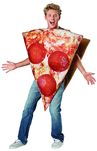 Seasons Realistic Pizza Slice Costume -