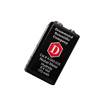 Drummond Scientific 4 000 035 Ni Mh Rechargeable Battery