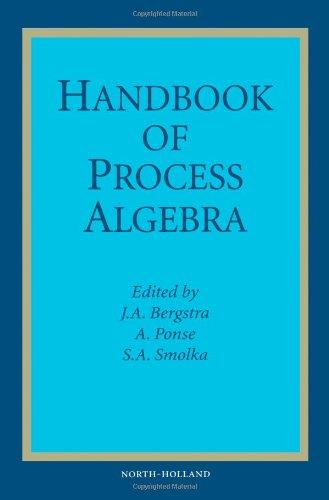 Handbook of Process Algebra by Elsevier Science