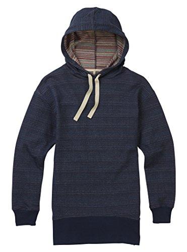 ow Pullover Hoodie, Multi Stripe, Medium (Burton Ladies Snowboard Clothing)