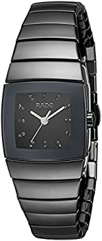 Rado Sintra Analog Display Black Women's Watch