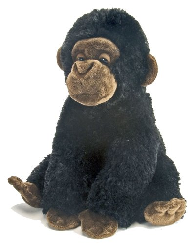 - Wild Republic Gorilla Plush, Stuffed Animal, Plush Toy, Gifts for Kids, Cuddlekins 12 Inches