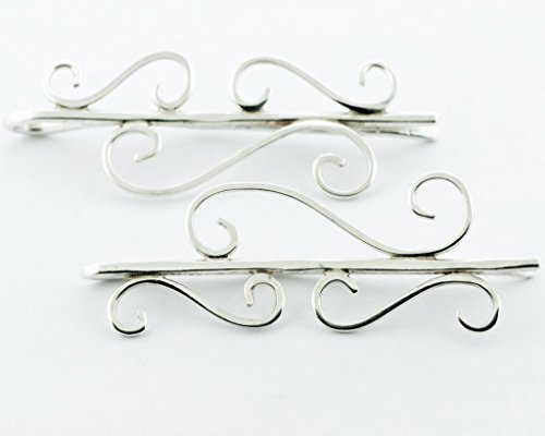 Sterling Silver Hair Pins by TodayTillForever