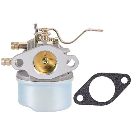 uxcell New Carburetor for Tecumseh 640346 640305 Fits OH195EA OH195EP OH195XA OH195XP w (Mtd Carburetor)