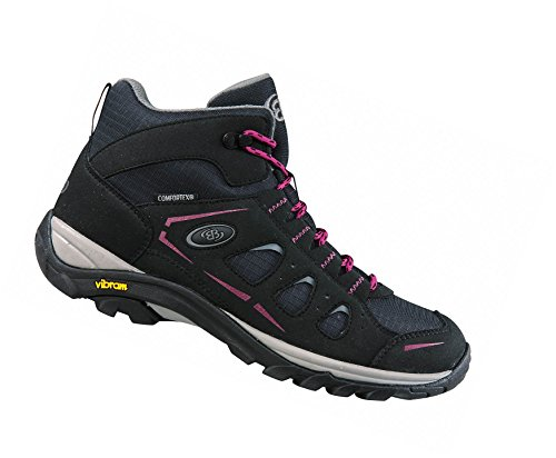 Black Women's Shoes 221147 Brütting Hiking azq6aO