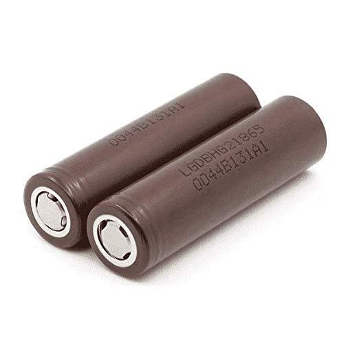 LG HG2 3000 mAh 20A Battery (Best Vape Mods For Sale)