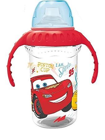Carrefour 44128 vaso de aprendizaje con boquilla Spout cup 330 ml ...