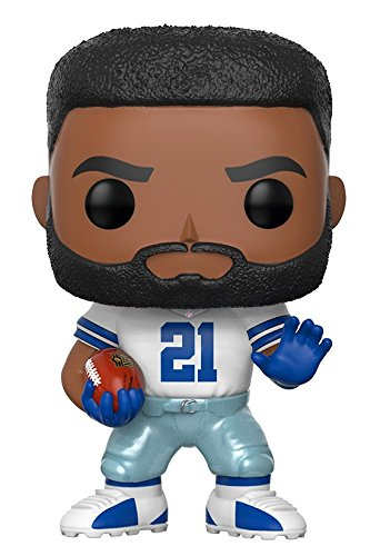 Funko Pop Nfl: Ezekiel Elliott (Cowboys Relaxed) Collectible Figure