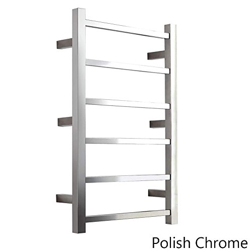 Virtu USA VTW-106A-PC Kozë Collection Towel Warmer, Polished Chrome by Virtu USA