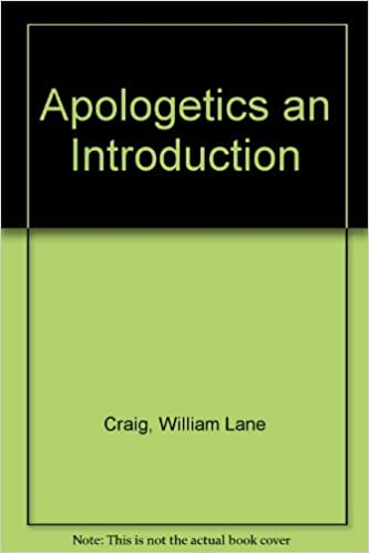 Apologetics an Introduction