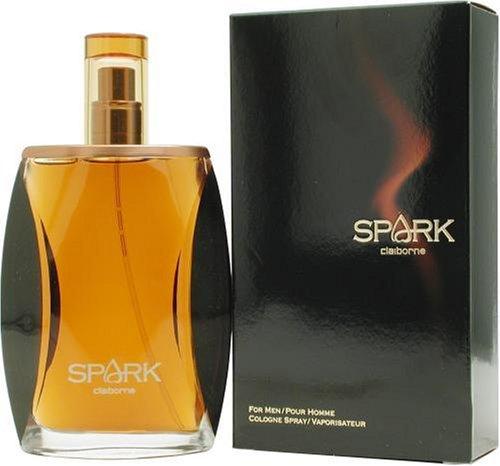 Claiborne Deodorant Eau De Toilette (Spark By Liz Claiborne For Men, Cologne Spray, 1-Ounce Bottle)