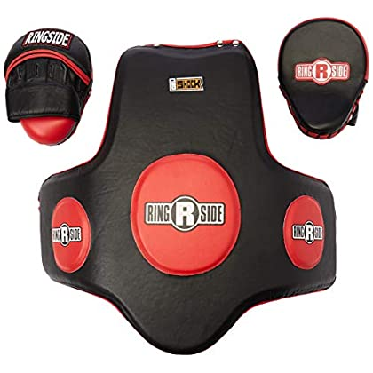 Image of Ringside Boxing Coach Bundle, One Size Boxing Pads