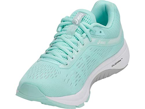 ASICS Women's GT-1000 7 Running Shoes, 7M, ICY Morning/MID Grey