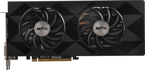 XFX R9-390A-8DFR AMD Radeon R9 390 8GB GDDR5 PCI Express 3.0 Graphics Card