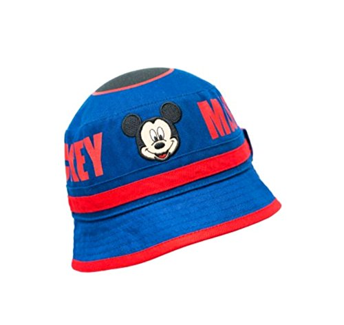 Mickey Mouse Little Boys Toddler Bucket Hat]()