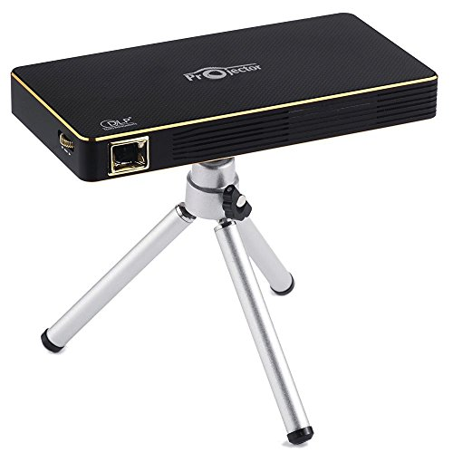Magnasonic mini portable pocket video projector hdmi for Dlp pico projector price