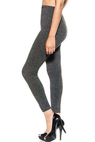 STYLE Solid Womens Seamless Leggings