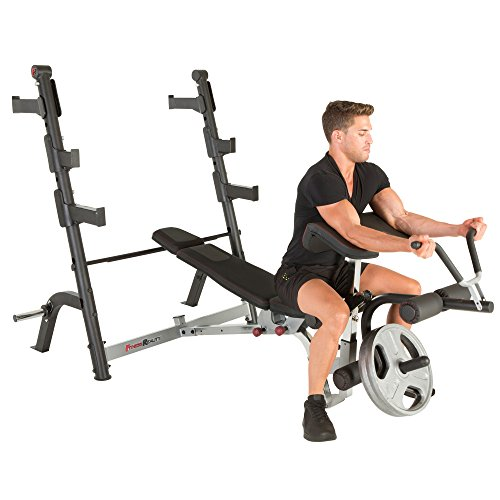 Fitness Reality X Class Olympic Weight Bench