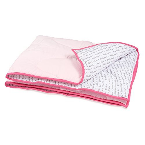 baby deedee All in One Play Blanket and Toddler Quilt, Sweet Pink [並行輸入品]   B07CTB2QCK