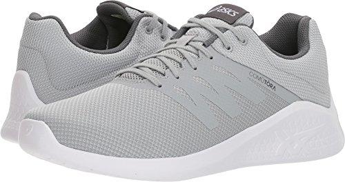 ASICS T831N Men's Comutora Running Shoe, Mid Grey/Mid Grey/Carbon - 10.5