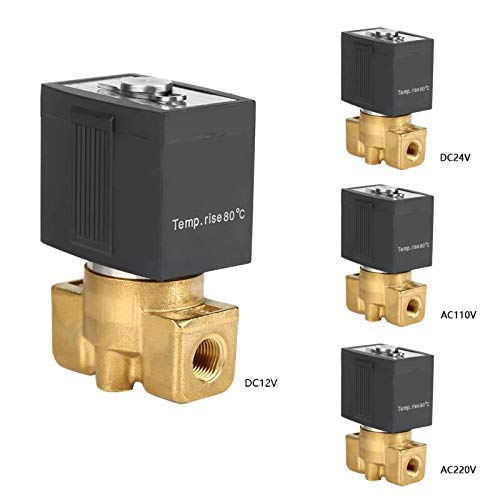 - Solenoid Vacuum Valve - G1 8 Quot 2 Way Direct Acting Normally Closed Solenoid Valve Electric Magnetic 0 1.0mpa Dc12v Dc24v - Centrifuge 10mm Line Ball Sensor Mr11 Valve Wifi Hydraulic 220