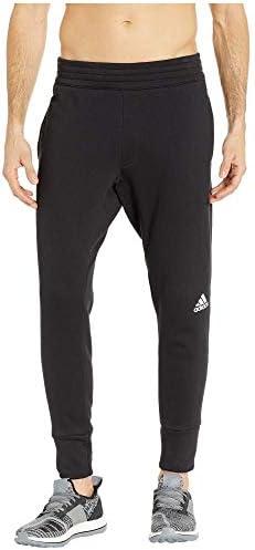 メンズ ボトムス・パンツ Sport Pants Black/White/White サイズLGxR [並行輸入品]
