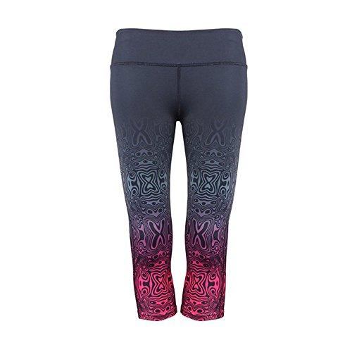 Lover-Beauty Damen Sport Leggings Yoga Pants