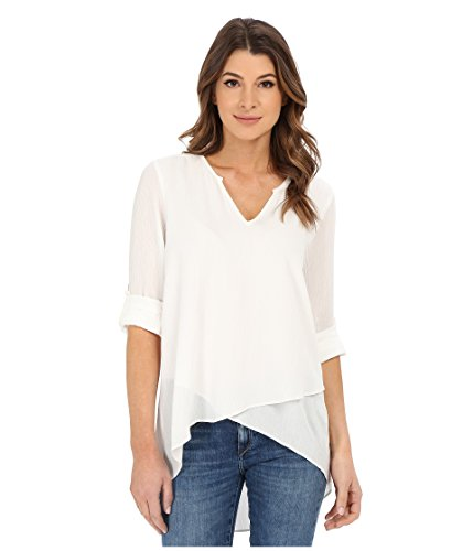 karen-kane-split-neck-asymmetrical-hem-top-off-white-womens-clothing