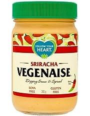 Follow Your Heart Sriracha Vegenaise Mayonesa 340g   Sin Gluten