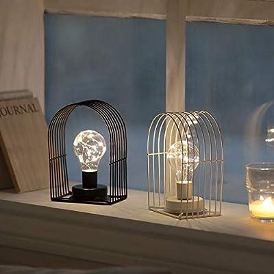Candelabro hierro hierro lámpara de mesa candelabro de hierro ...