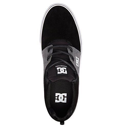 Se Heathrow Hombre Dk DC Grey Shoes Black Zapatillas para Vulc Black 6YqCB