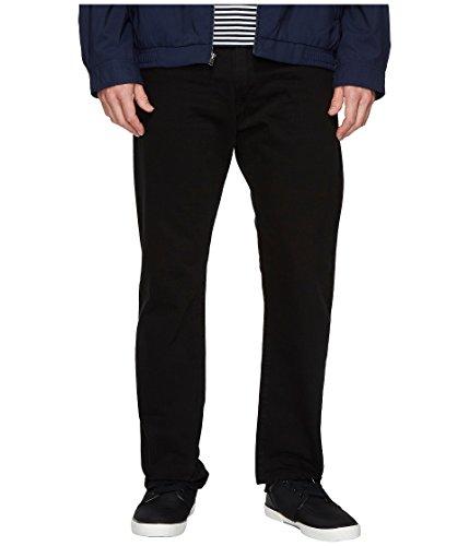 Polo Ralph Lauren Mens Hampton Straight Fit Jeans (32x32, Black)