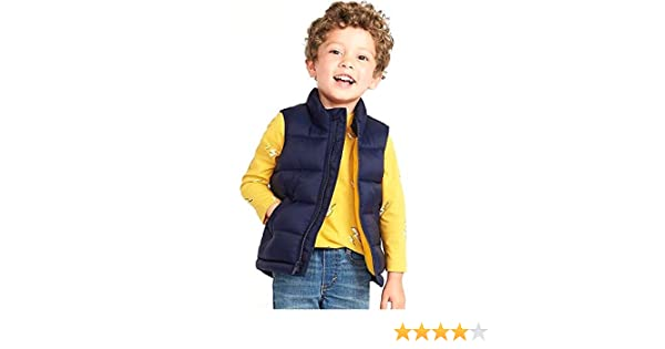33f71a2f3 Amazon.com  Spring Perfect Piece Frost-Free Vest for Toddler Boys ...