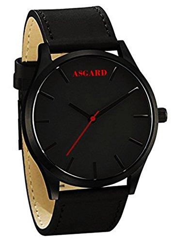 ASGARD Analog Dial Watch for Men BM 89  Black