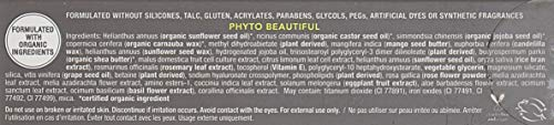 Juice Beauty Phyto-Pigments Luminous Lip Crayon, Nude Pink for Luxury Beauty with Crushed Roses